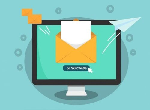 email marketing one click